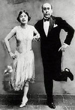 Founder Arthur Murray Dancing with Unknown Partner