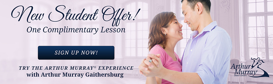 New Student Offer - Gaithersburg, MD - Arthur Murray Gaithersburg