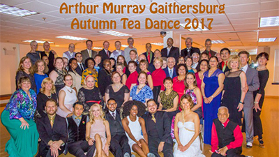 Arthur Murray Tea Dance 2017