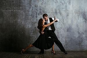 Ballroom Dance Students